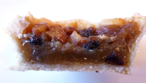 Butter Tart Side view